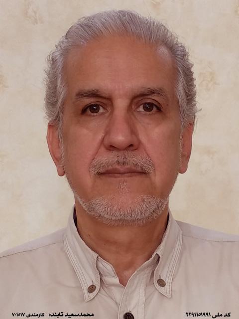 محمد سعید تابنده
