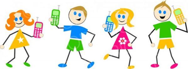 سن مناسب برای خرید تلفن همراه برای کودکان