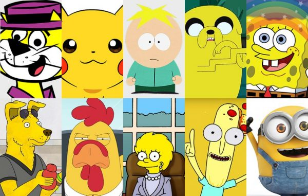 چه کسانی به کارتون ها شخصیت می دهند