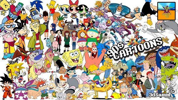 هر چیزی که باید بدانم، من از انیمیشن آموخته ام