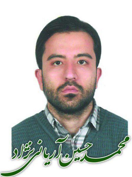 محمدحسین آریانی نژاد