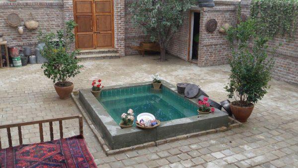 بازدید از پشت صحنه سریال حکایت های کمال شهرک سینمایی غزالی