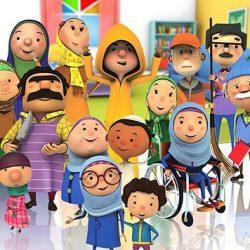 چگونگی انتقال مهارت های زندگی مومنانه به کودکان در انیمیشن های تلویزیونی