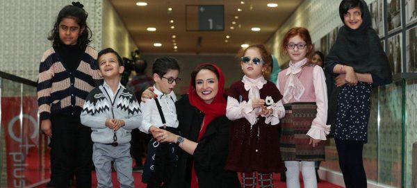 مناسب سازی اولین فیلم سینمایی کودک برای کودکان روشن دل توسط  گروه سوینا