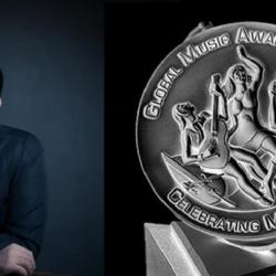 دریافت مدال نقره جشنوارهی موزیک جهانی ۲۰۲۰توسط استاد سید احمد میرمعصومی