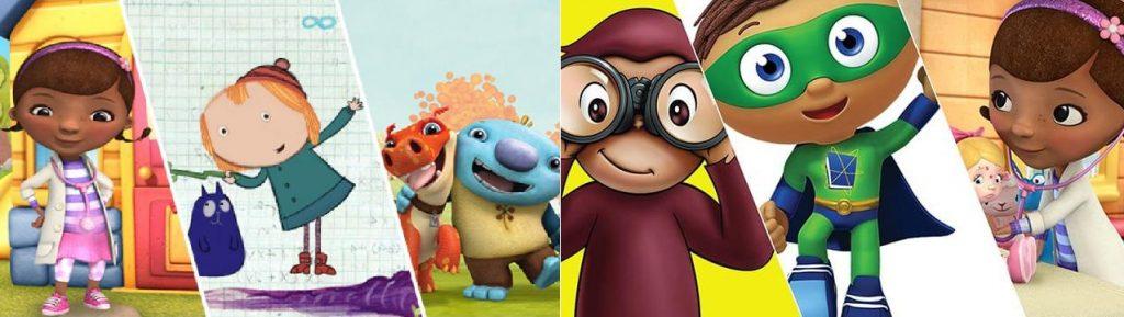 الزامات تولید تلویزیونی برای خردسال