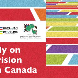 مطالعات ملی برنامه های کودک کانادا  ۲۰۱۰