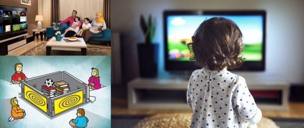 رابطه سواد رسانهای والدین با مصرف برنامههای تلویزیونی کودکان شهر تهران