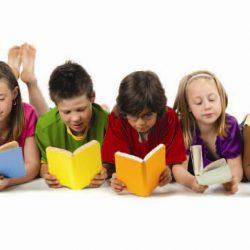 ترویج فرهنگ کتاب خوانی برای کودکان