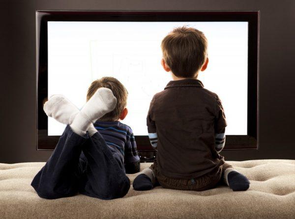 کودکان و تلویزیون