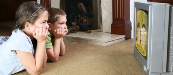 تاثیر رسانه بر کودک
