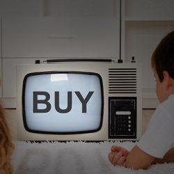 نقش تبلیغات تلویزیون بر سلامت روانی کودکان