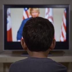 تلویزیون در زندگی کودکان ما