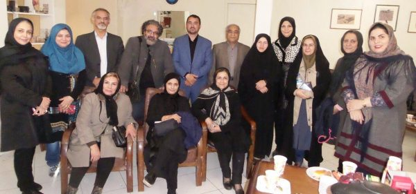 نشست دهم ( نشست پنجم ) کمیته حامیان انجمن در دست تاسیس کودک و رسانه