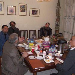 اولین نشست کمیته اجرایی گروه حامیان انجمن در دست تاسیس کودک و رسانه