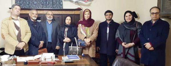 بازدید از موسسه بین المللی آل البیت ع استانبول