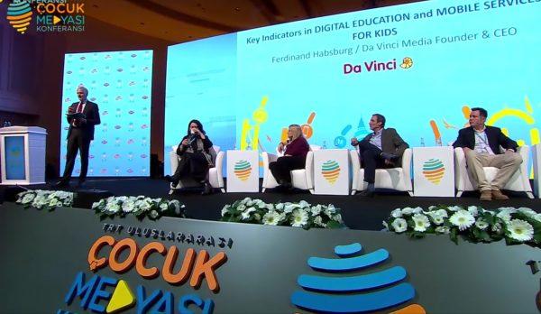 کنفرانس بین المللی رسانه کودکان ترکیه