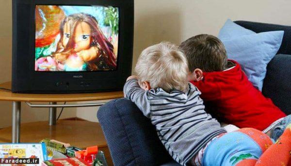 نقش تلویزیون در فرآیند فرهنگ پذیری کودکان