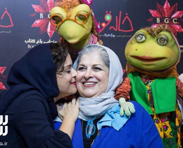فرشته سینمای کودک ایران به آسمان پرکشید.